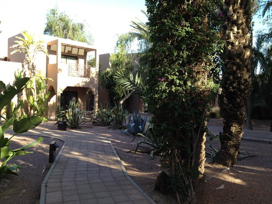 Pullman Marrakech Palmeraie Resort and Spa: les chambres