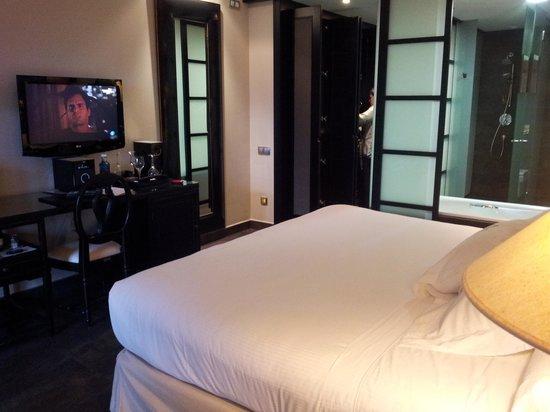 Barcelo Asia Gardens Hotel & Thai Spa: habitacion deluxe