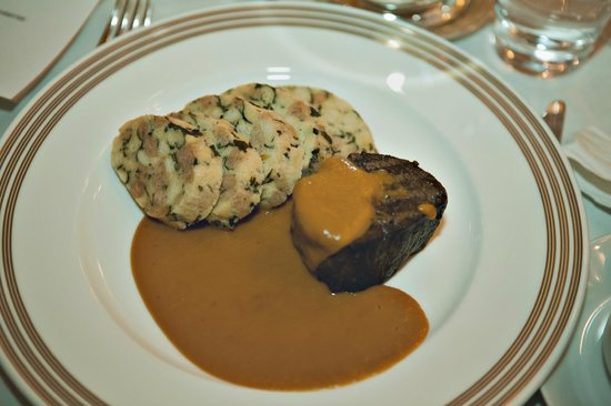 Augustine, a Luxury Collection Hotel, Prague : Dinner