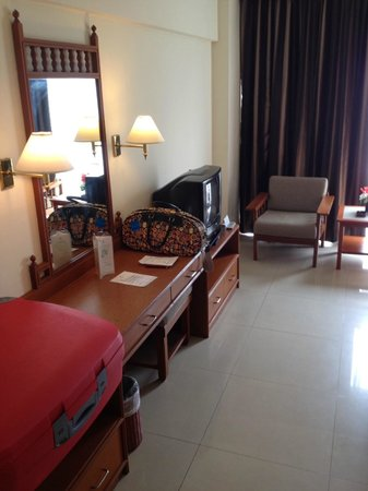 Bangkok Palace Hotel : номер
