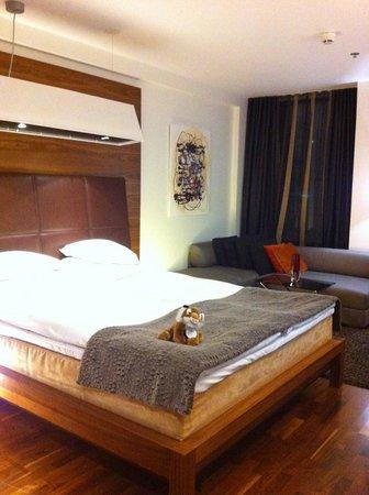GLO Hotel Kluuvi Helsinki: room