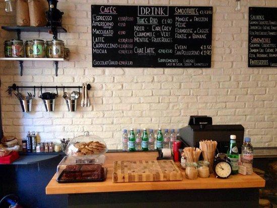 Bienvenue chez Coffee Club