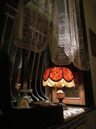 Antique Cafe Nami: Favourite seat