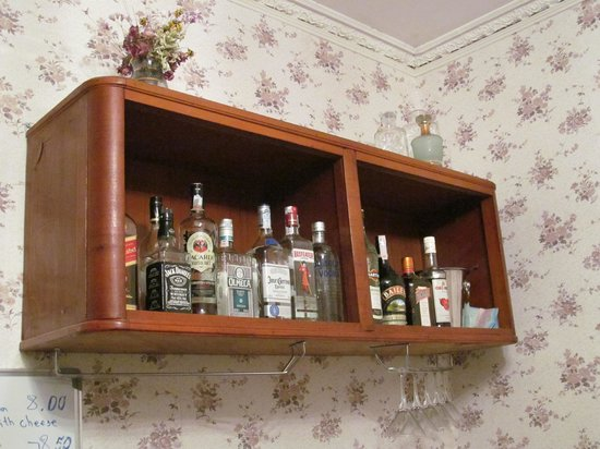 Antique Cafe Nami: Drinks
