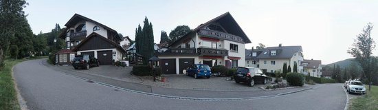 Hotel Rebekka mit Haus am Brühl: VUE DE LA RUE