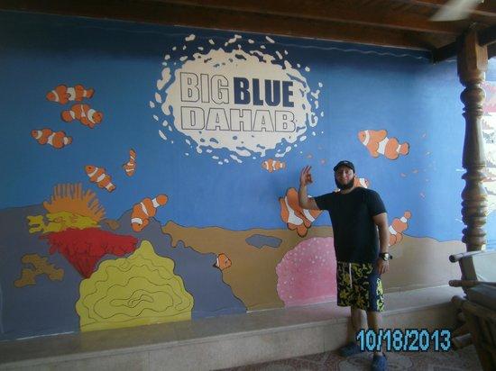 Big Blue Dahab : Not myself
