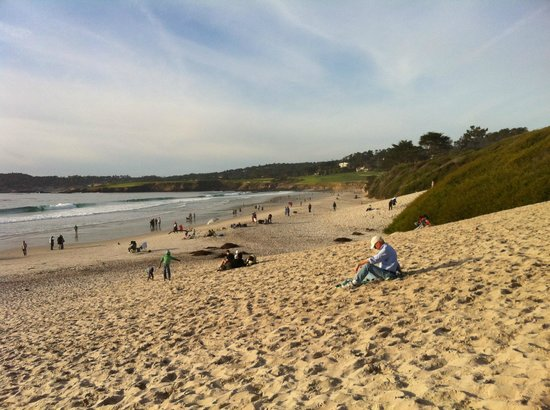 Lobos Lodge: Carmel Beach