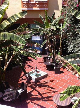 Smartline Hammamet Regency: холл