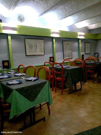 La Gueuze : La salle