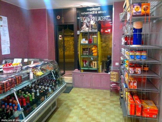 La Gueuze : La petite épicerie belge à l'entrée