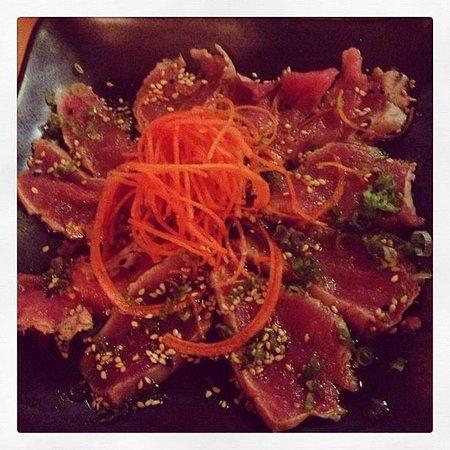 Seafront Sushi : Tuna Tataki