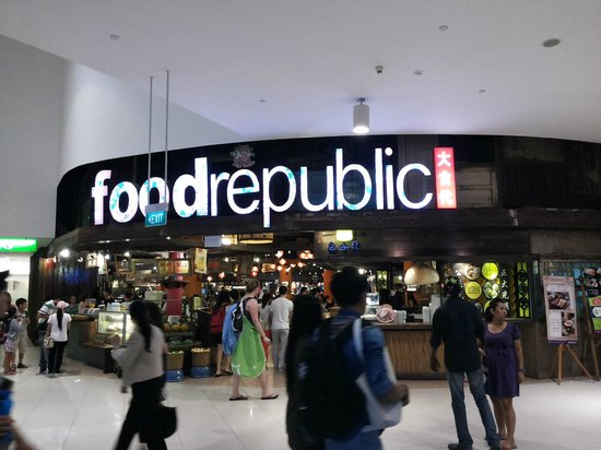 Food Court Harbourfront