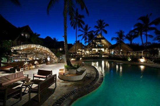 Samaki Beach Lodge & Spa: palumbo reef