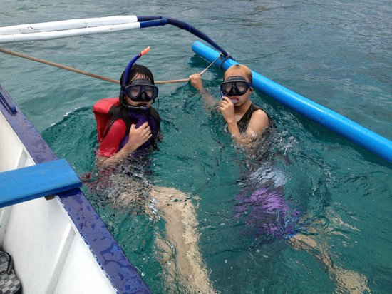 Tribal Hills Mountain Resort: Snorkelling