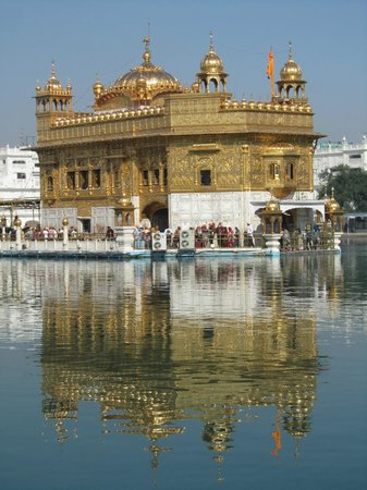 HOTEL AKAAL RESIDENCY: le temple d'or