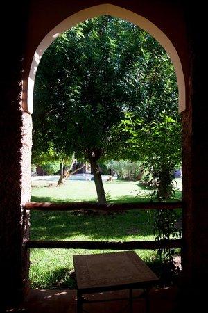 La Villa Kacy : Jardin