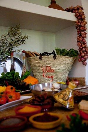 La Villa Kacy : Cuisisne