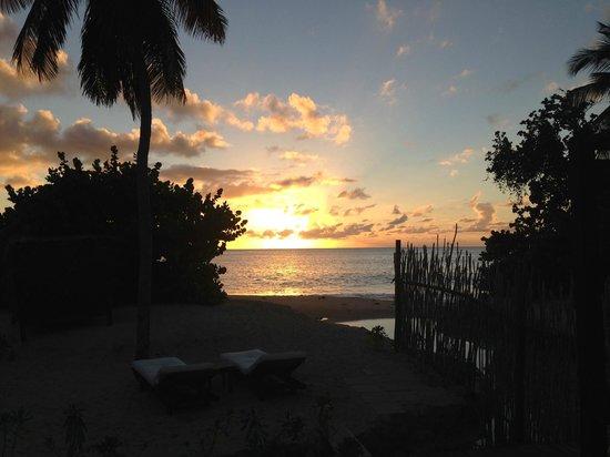 Keyonna Beach Resort Antigua: Superior Beach Front Room View