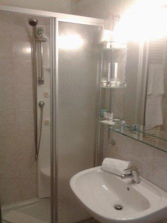 Hotel Residence SantAnton: BAGNO