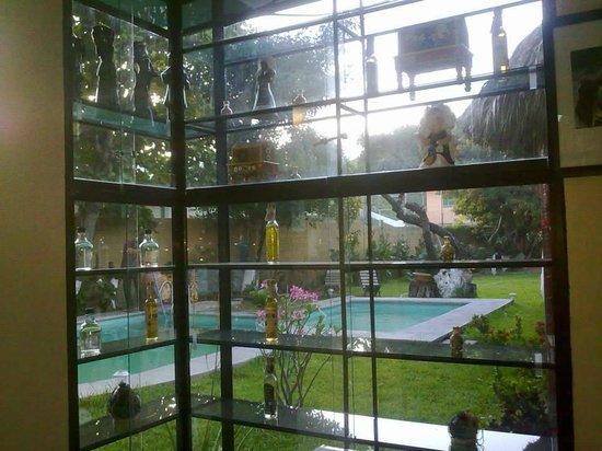 Hotel Xcaanda: alberca