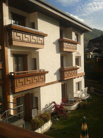 Hotel Sant'Anton: PANORAMA