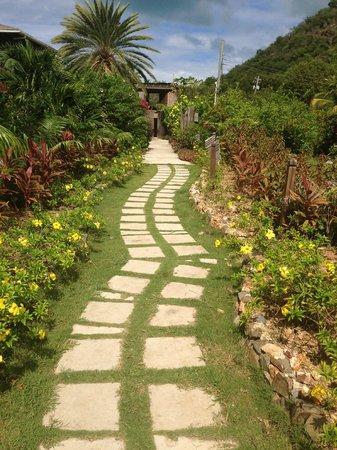 Keyonna Beach Resort Antigua: Resort grounds