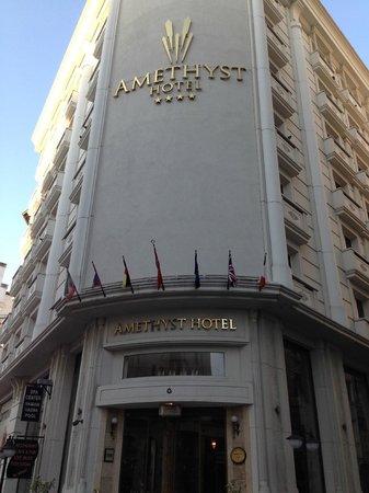 写真アメジストホテル イスタンブール枚