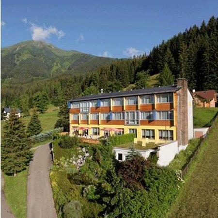 Hotel Sonnhof: Ruhige sehr sonnige Lage