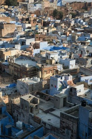 Singhvi's Haveli : view from the roof
