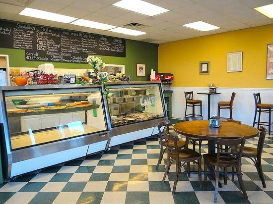 Bella Cucina : side for quick takeouts
