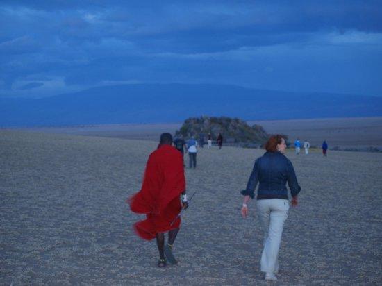 Olduvai Camp : ballade masaï