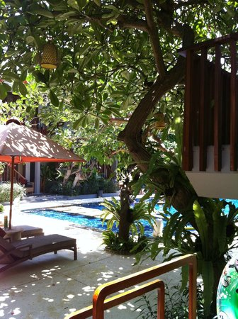 Rama Garden Hotel Bali: View from my room