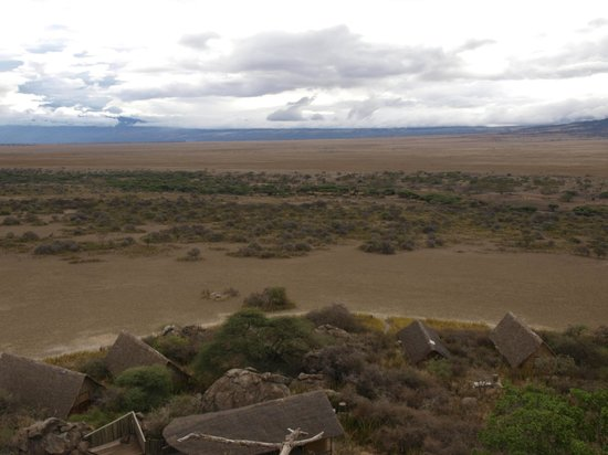 Olduvai Camp: Panorama