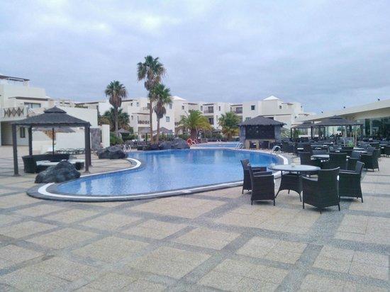 Vitalclass Lanzarote Sport & Wellness Resort: Main pool area