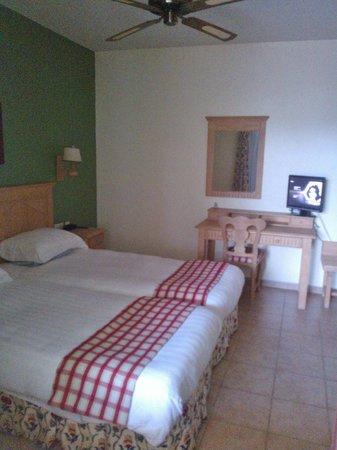 Vitalclass Lanzarote Sport & Wellness Resort: Apartment bedroom