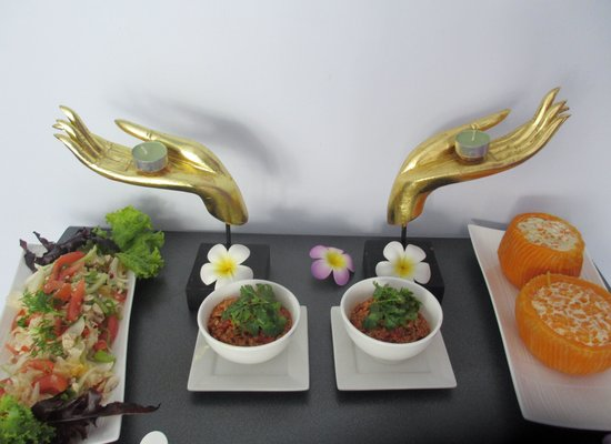 PEARL AND PLOY THAI FUSION RESTAURANT: Chilli sauce