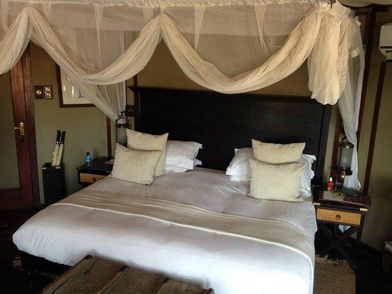 Hamiltons Tented Safari Camp: Tent No. 1