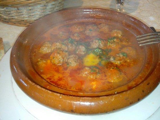 RESTAURANT BOUAYAD : Kefta-meatball
