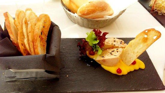 Restaurante Randemar : foie