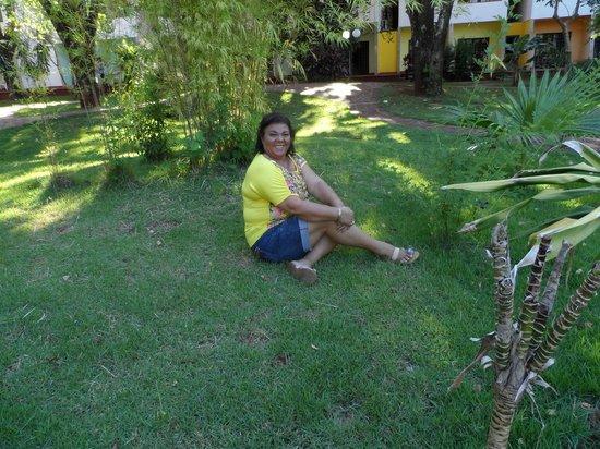 Iguassu Holiday Hotel: fim de tarde perfeita