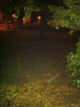 "Savannah Hauntings Ghost Tour: White ""orbs"" flying right at the camera"
