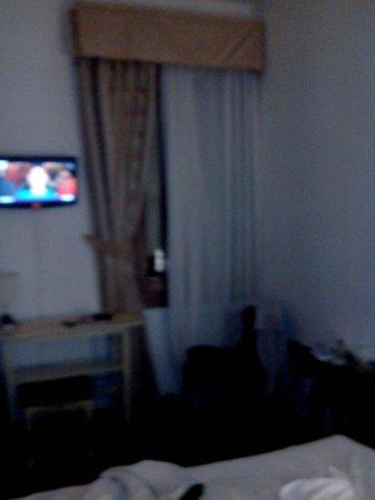 Hotel Cristallo -- Lido: Camera