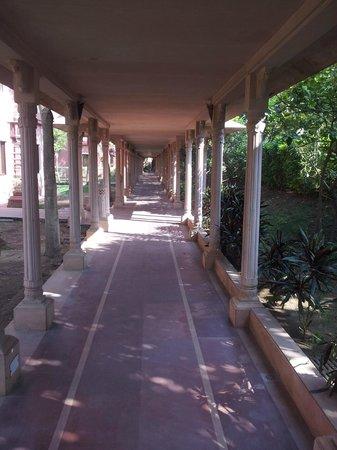 Orient Taj: alleys