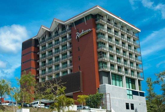 Radisson Decapolis Hotel Panama City: Exterior