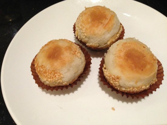 Fu 1039: Dessert: Cakes filled with sweet Chinese dates (jujube)