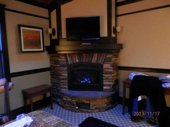 Lake View Hotel : cozy
