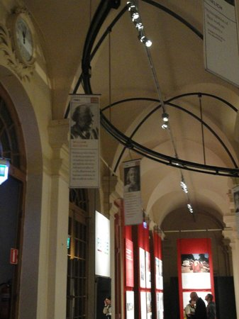 The Nobel Museum : Moving cards of all Nobel laureates