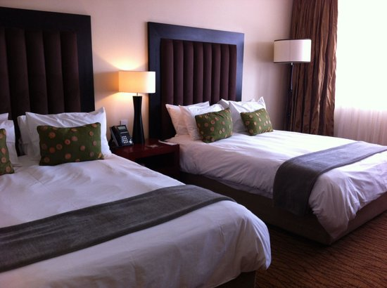 AVANI Windhoek Hotel & Casino: Chambre
