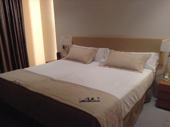 Sercotel Sorolla Palace Hotel : nice big room
