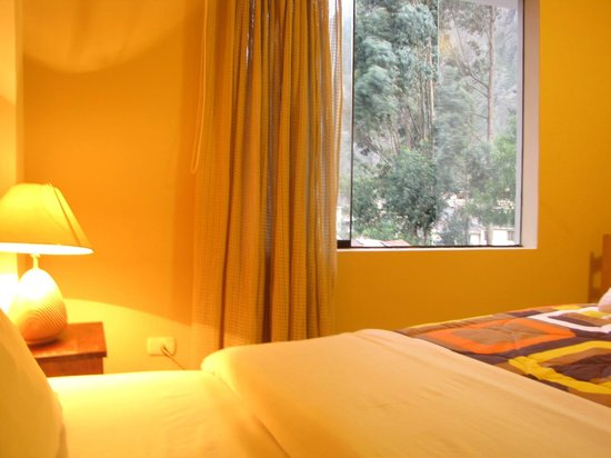 La Casa del Abuelo: good room with a view